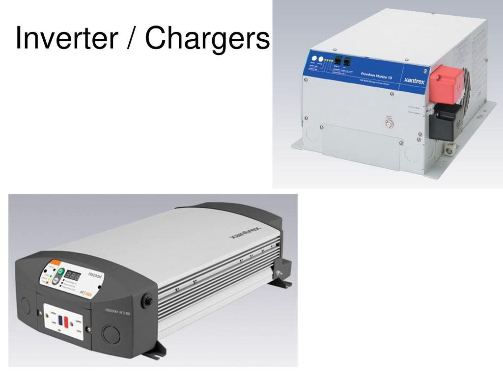 Marine Electrical Systems On Auxiliary Sailboats Ppt Download Inverter Charger Circuitjpg 17 Chargers