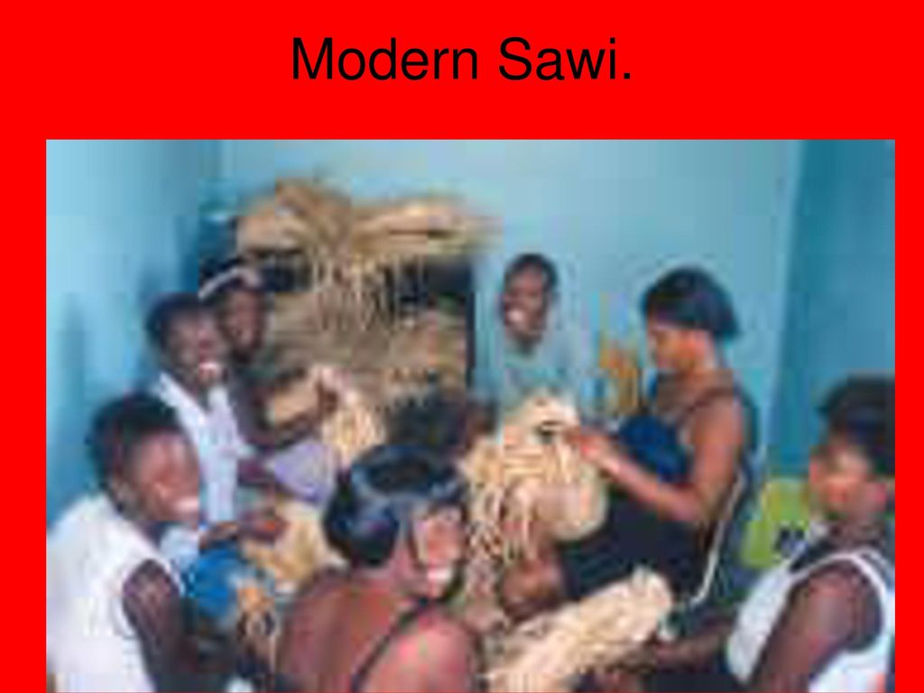 sawi tribe peace child