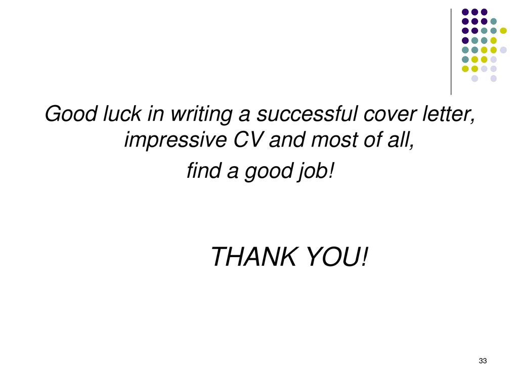 How To Write A Cv How To Write A Cover Letter  Ppt Download