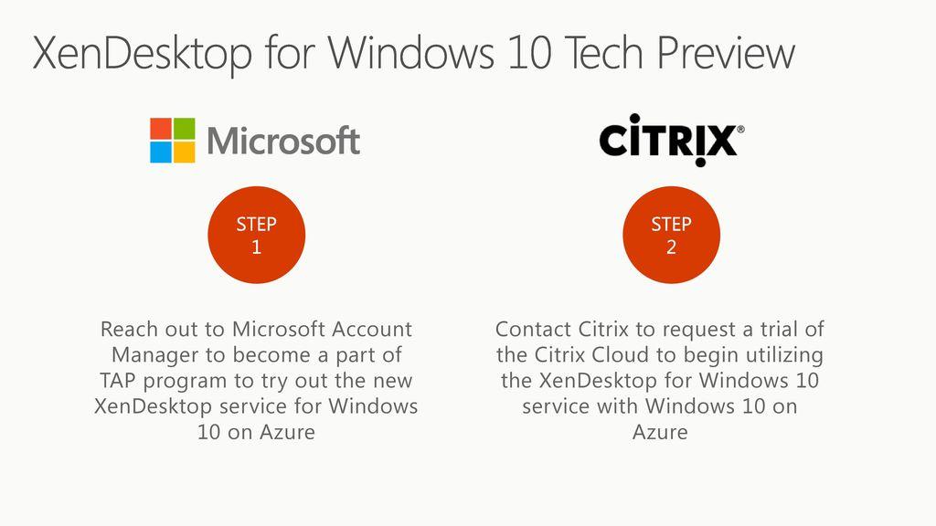 Extend the Microsoft RDS platform in Azure through Citrix
