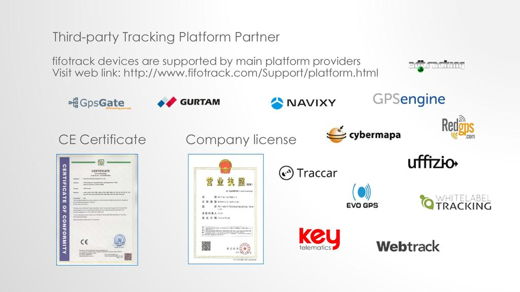 Fifotrack GPS Tracker first in, first out  - ppt download