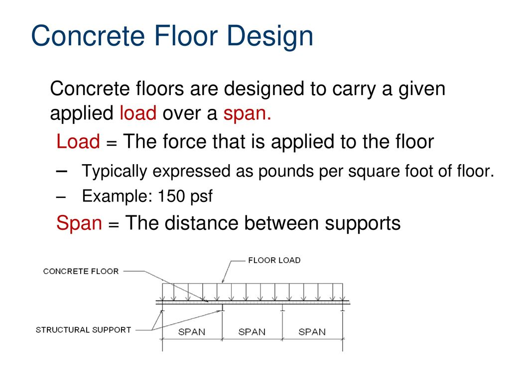 Commercial Floor Systems - ppt download