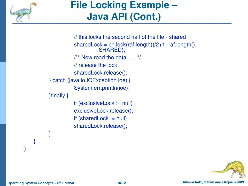 Java Read File From Nfs