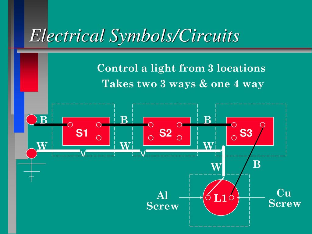 Electricity Symbols. - ppt download