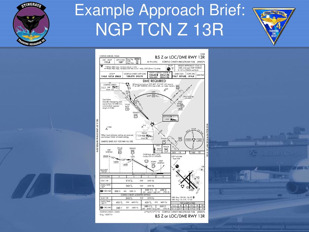 46 Example Approach Brief NGP TCN Z 13R