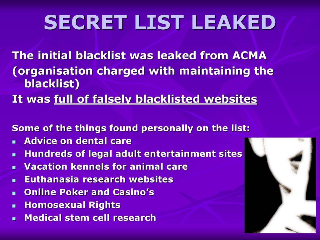 legal adult sites
