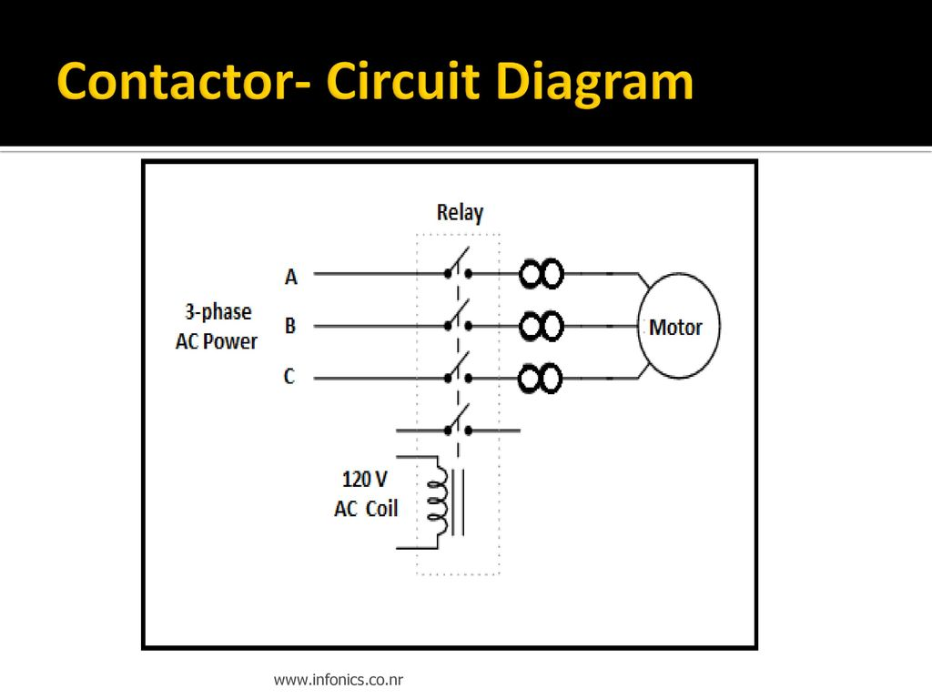 Introduction To Electronics Ppt Download 120 Volt Contactor Wiring 85 Circuit Diagram