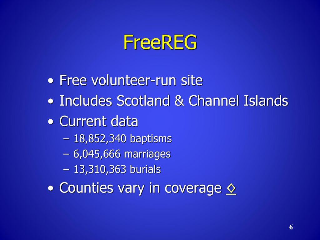 freereg