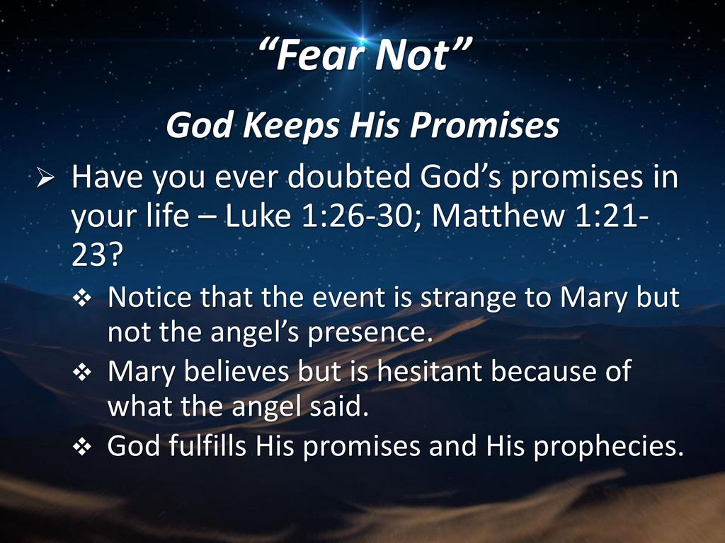 God Answers Prayer God Keeps His Promises God Has A Purpose Ppt