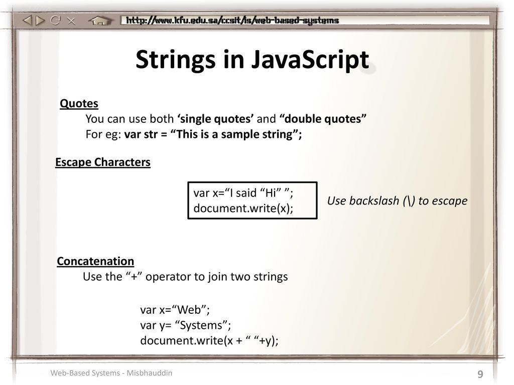 Introduction to JavaScript - ppt download