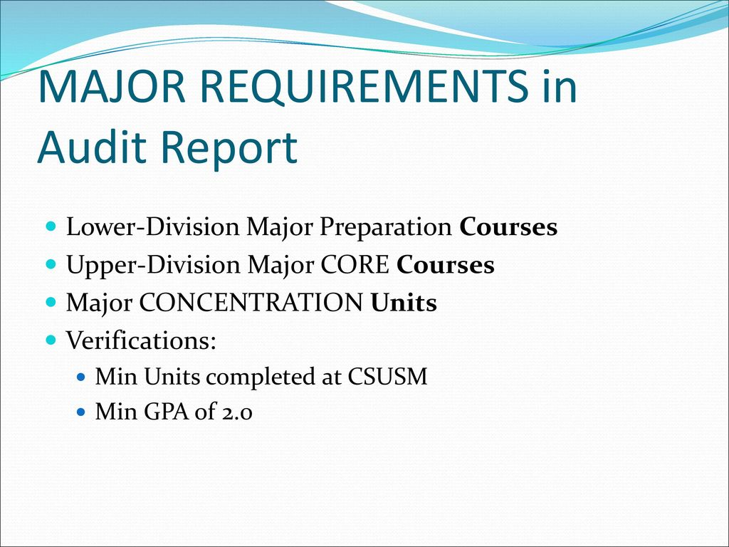 Advising Changes Info Ppt Download