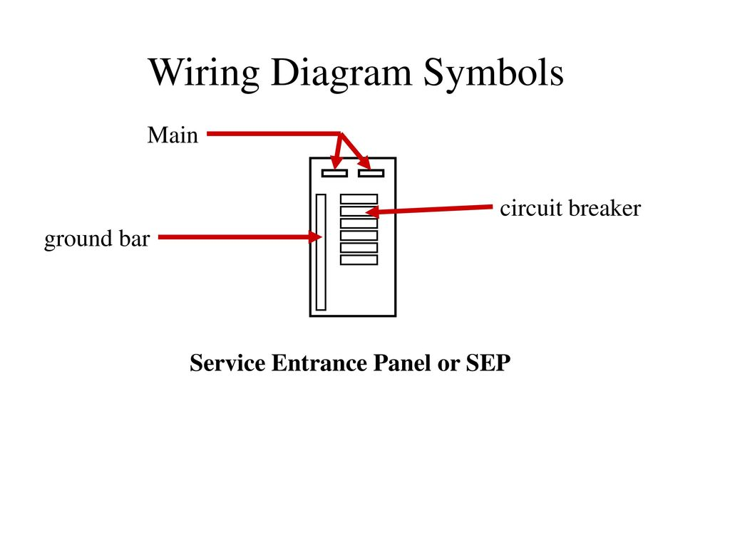 Electrical Diagrams Ppt Download Service Connect Ground Wire Diagram Wiring Symbols
