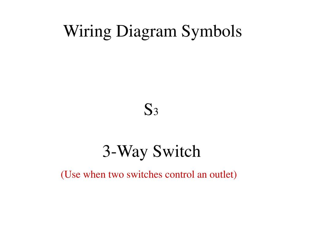 Wiring Diagram 3 Way Outlet