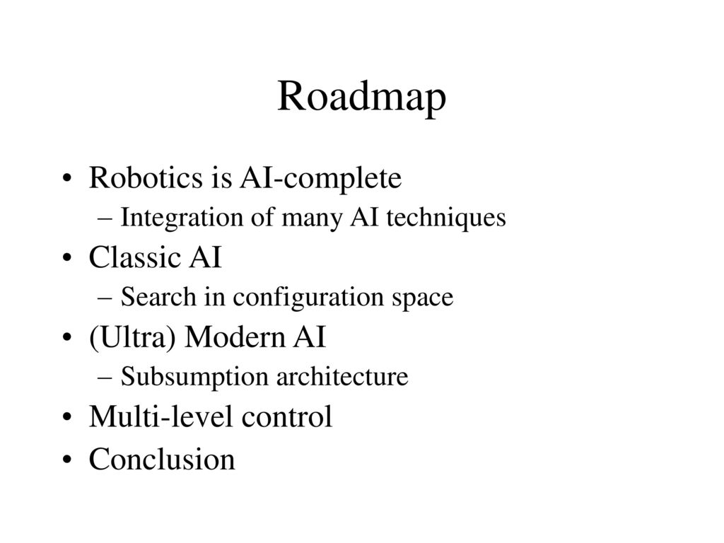 Cmsc Artificial Intelligence March 11 Ppt Download