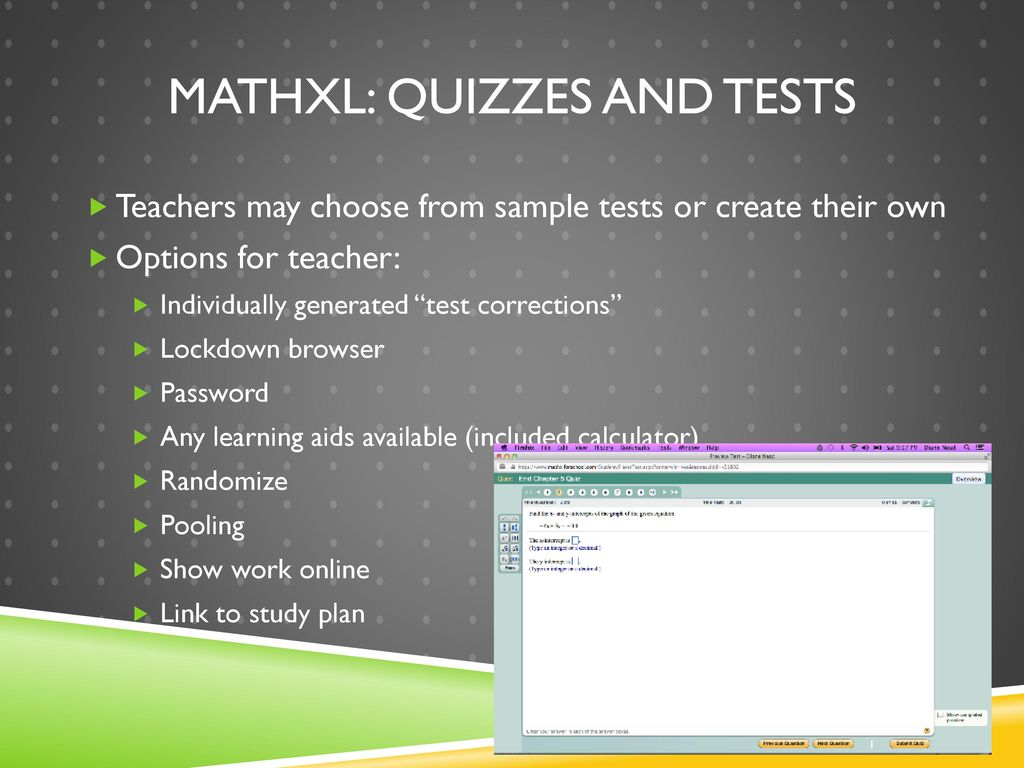 personalize math instruction through technology ppt download