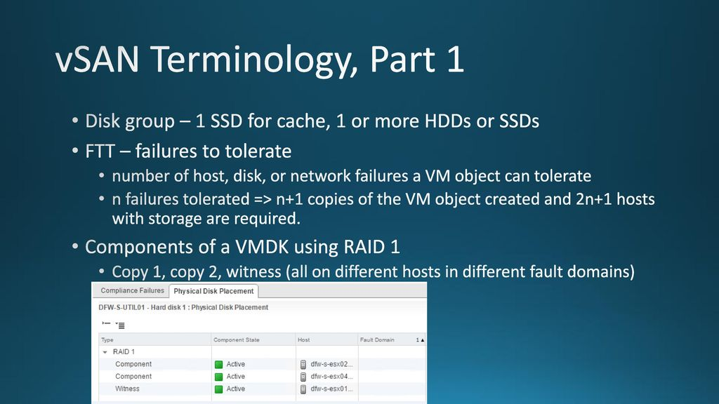 What's New in VMware vSAN 6 6? - ppt download