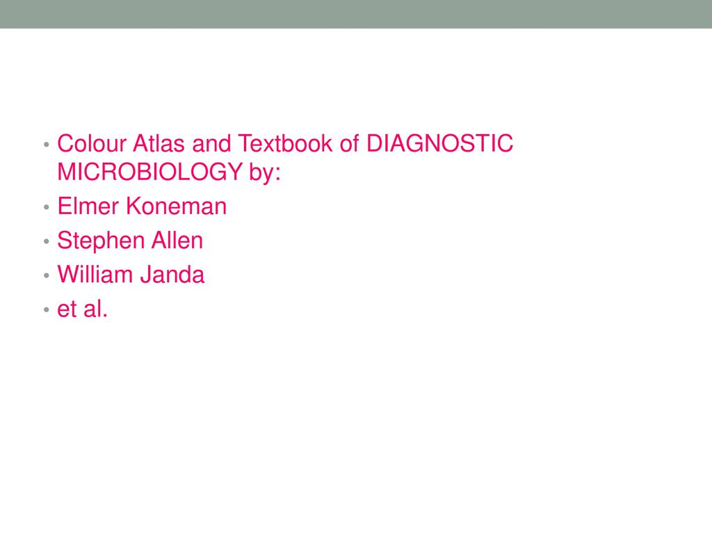 Microbiology introduction to microbiology ppt download colour atlas and textbook of diagnostic microbiology by fandeluxe Image collections
