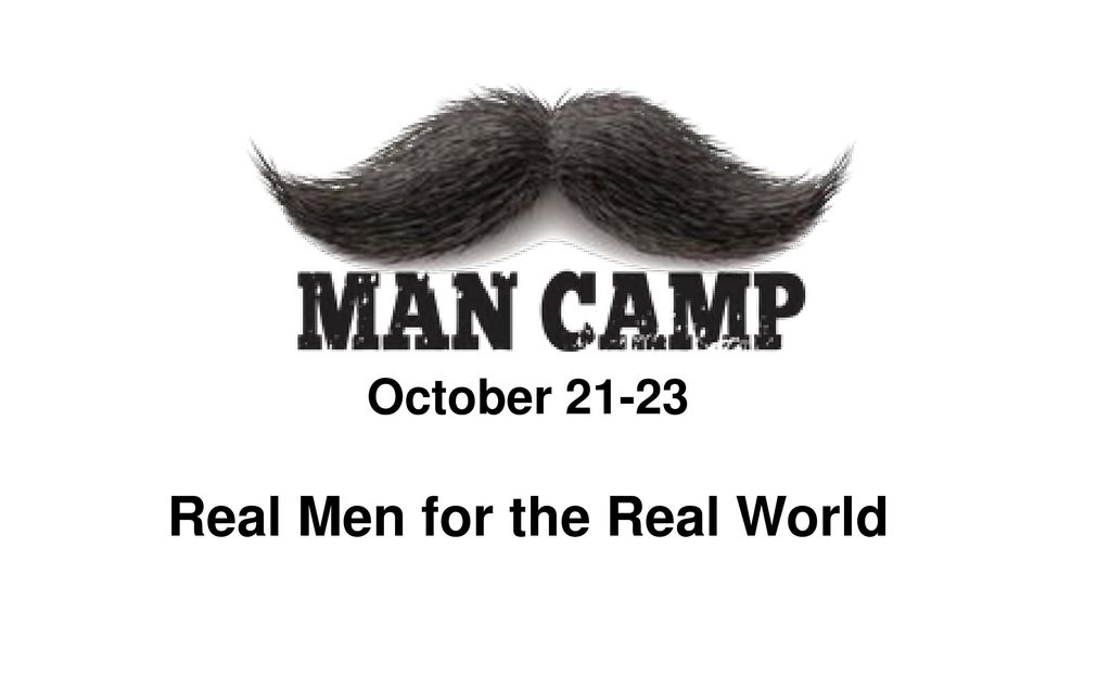 world of real men
