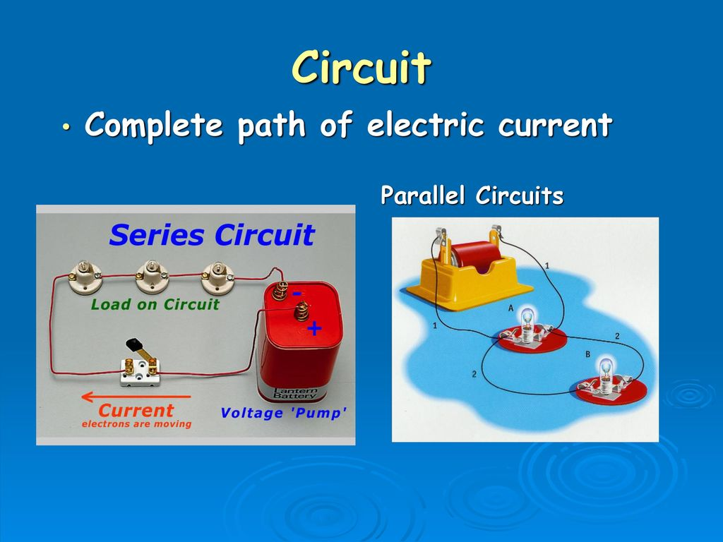 Safety Check Do Not Play With Electricity Ppt Download A Parallel Circuit Diagram 40 Complete Path Of Electric Current Circuits