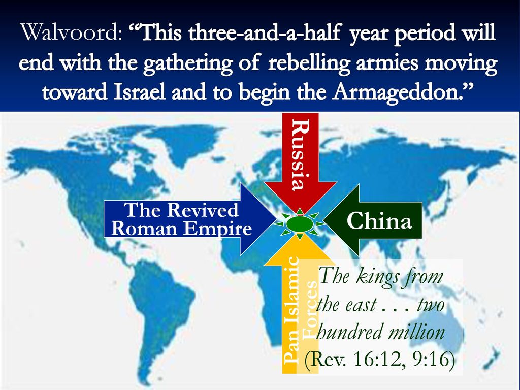 Revived Roman Empire Map.The Eschatology Of Left Behind Ppt Download