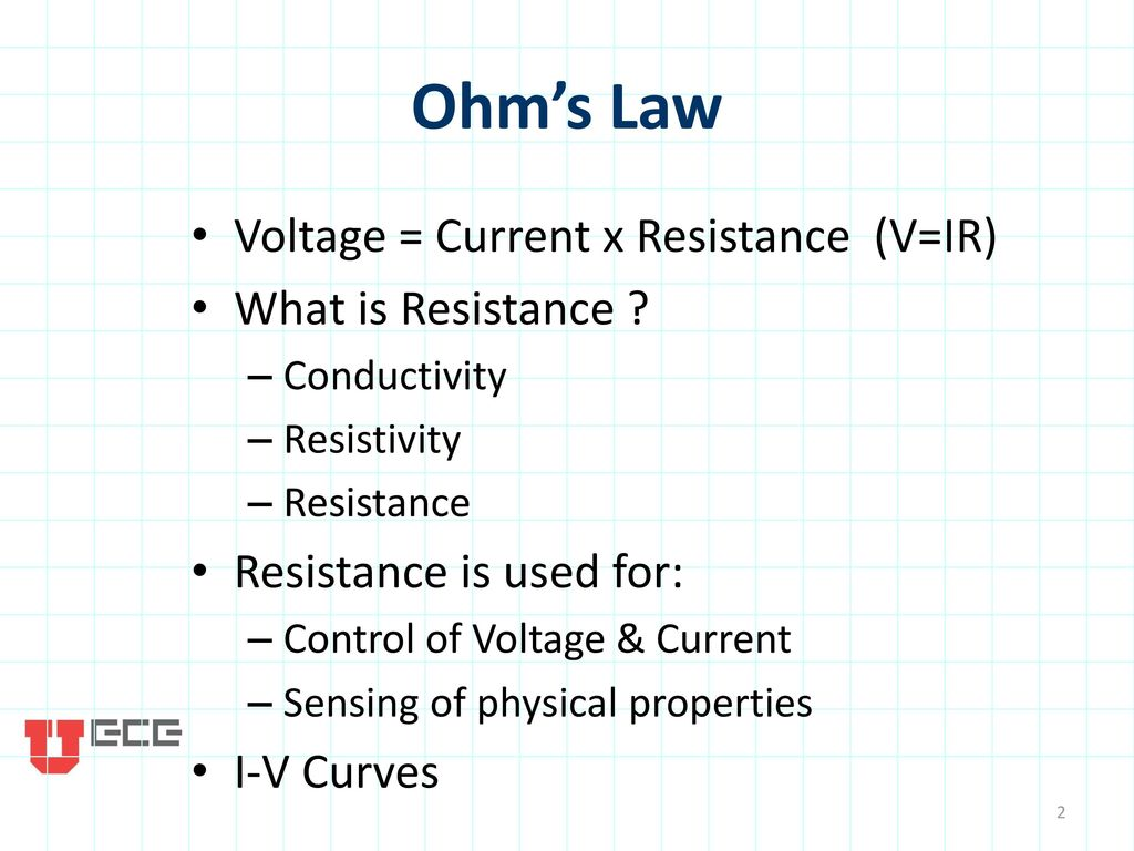 What is resistance? 46