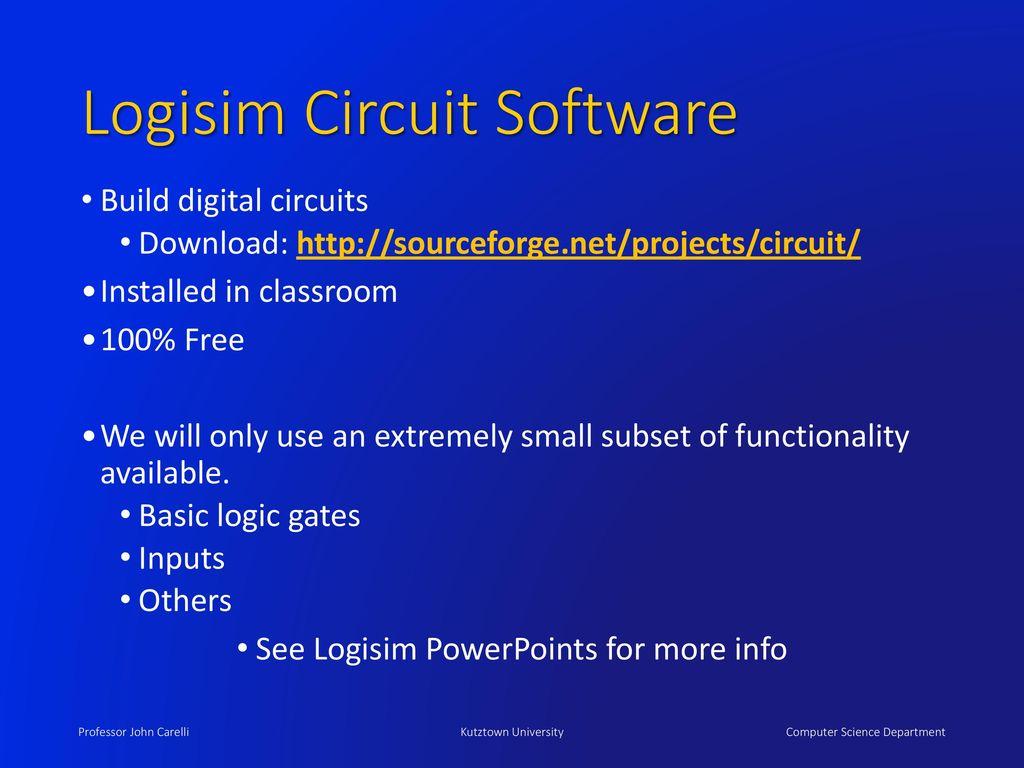 Gate level circuit design - ppt download