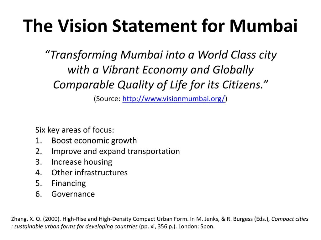 Limits to urban growth: THE CASE OF MUMBAI - ppt download