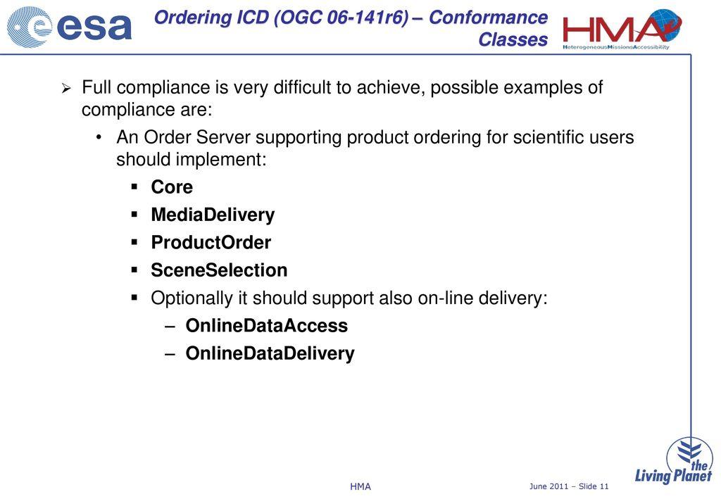 HMA Follow On Task 4 - Order Final Presentation June ppt