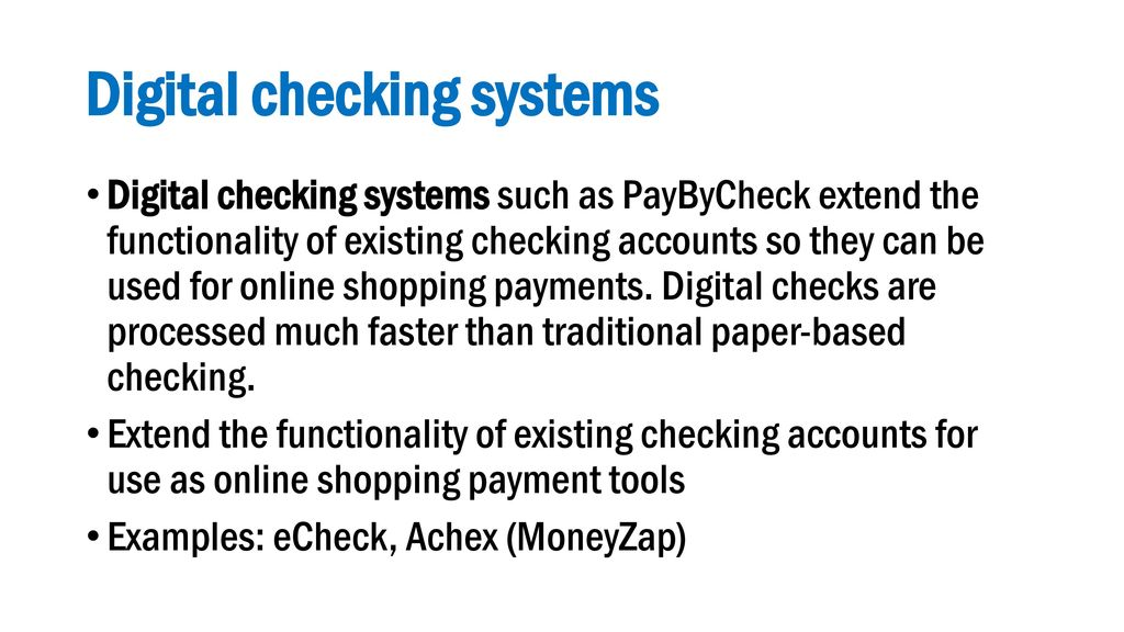 E-Commerce Payment System - ppt download