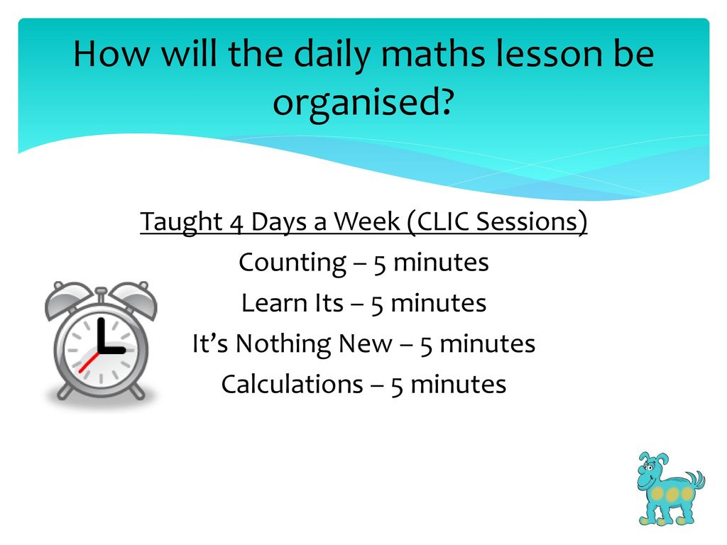 Maths at Kineton C of E School - ppt download