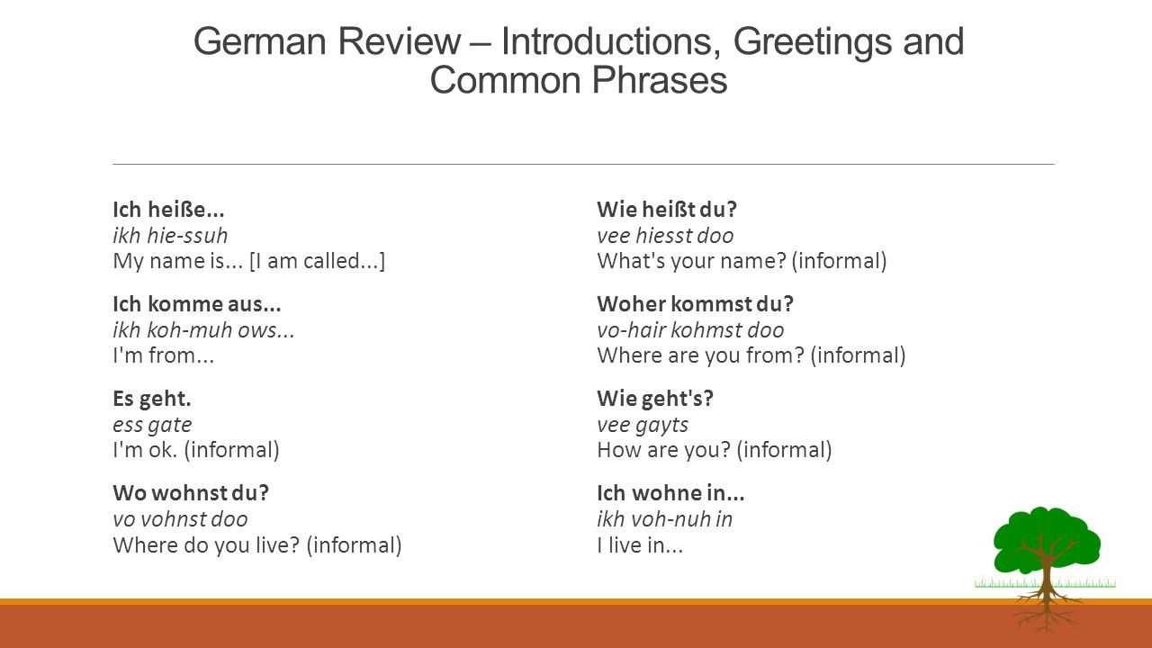 German Vocabulary The Family Die Familie Ppt Video Online Download