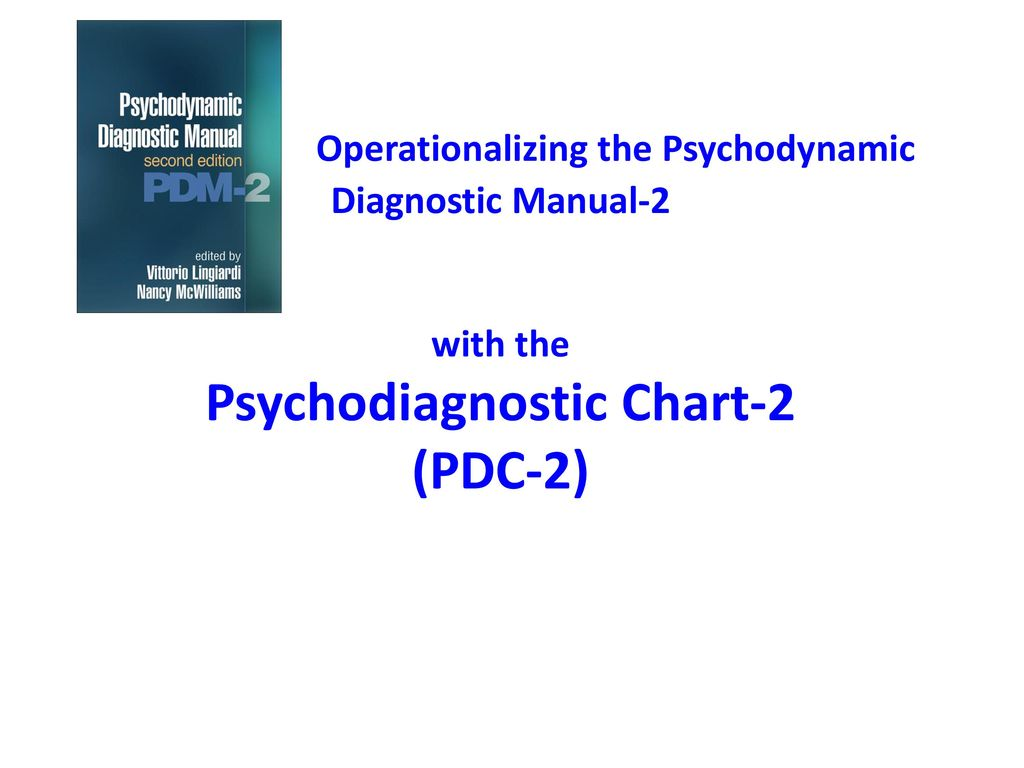 introducing the psychodynamic diagnostic manual 2 ppt download rh slideplayer com psychodynamic diagnostic manual (pdm) download psychodynamic diagnostic manual (pdm) pdf