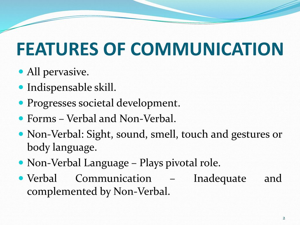 the role of verbal and nonverbal communication in how others perceive you Body language refers to the nonverbal signals that you use to communicate your feelings and intentions it includes your posture, your facial expressions, and your hand gestures the ability to understand and to interpret body language can help you to pick up on unspoken issues, problems or negative feelings that other people might have.