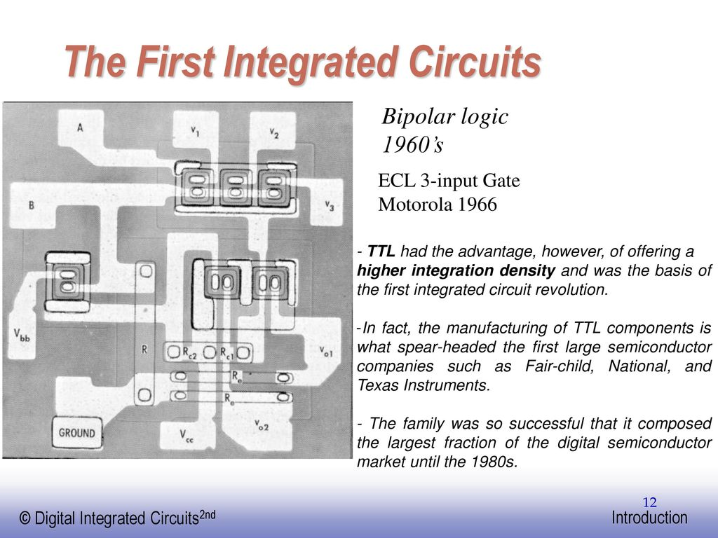 Digital Integrated Circuits A Design Perspective Ppt Download Cmos Gate Circuitry Inverter Circuit Using Igfets The First