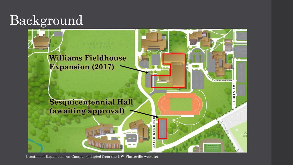 Comprehensive Campus Parking Plan Ppt Download