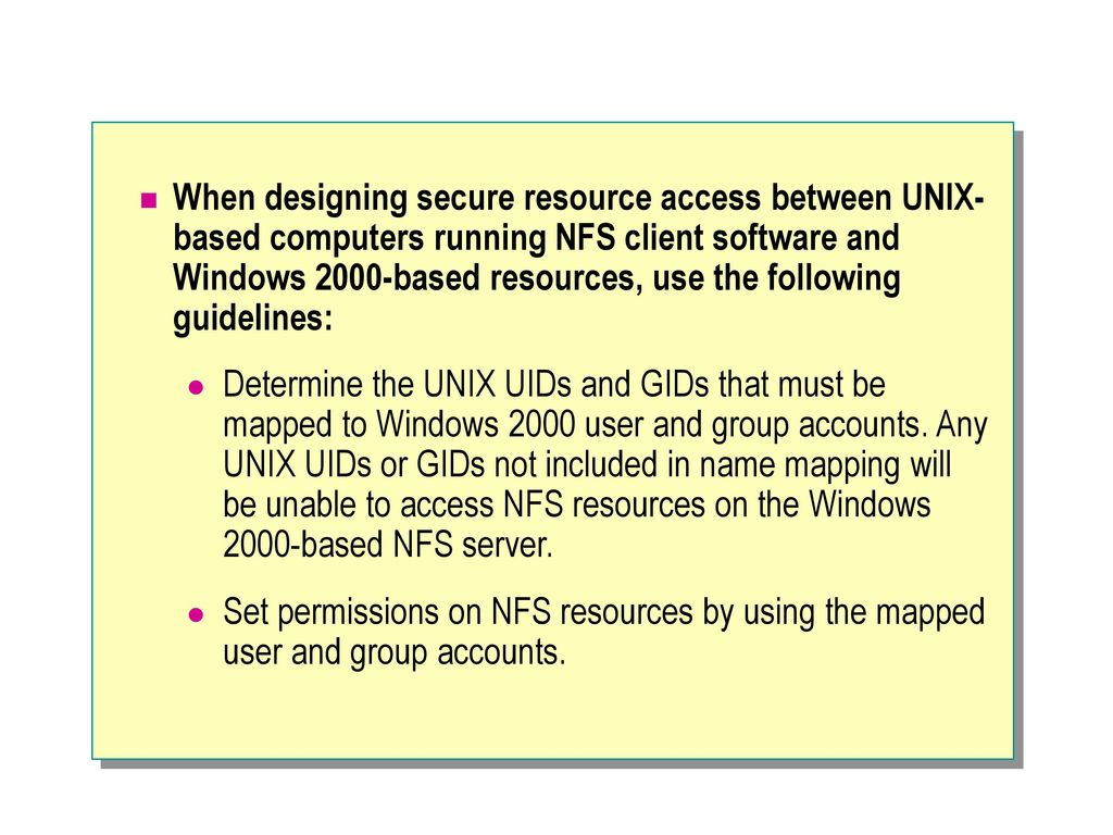 Module 8: Providing Secure Access to Non-Microsoft Clients