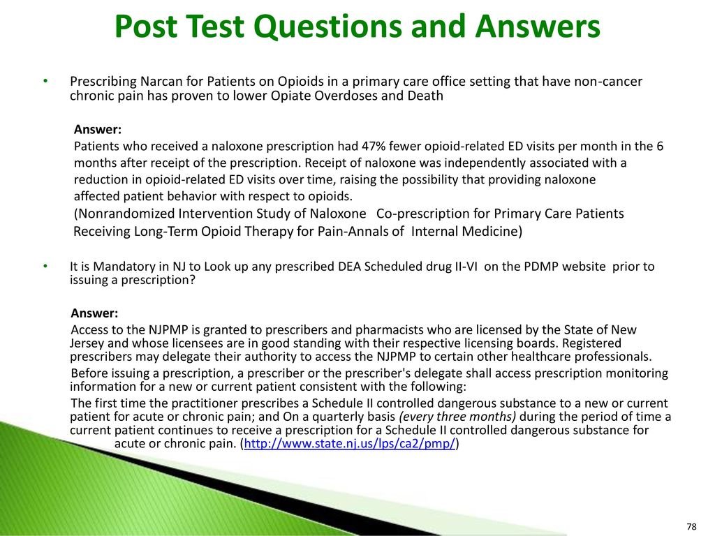 Pain assessment questions and answers