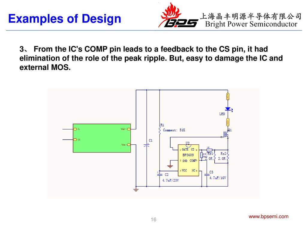 Bp560x System Application Notes Ppt Download Solid State 555 Ic Stroboscope 15 Examples