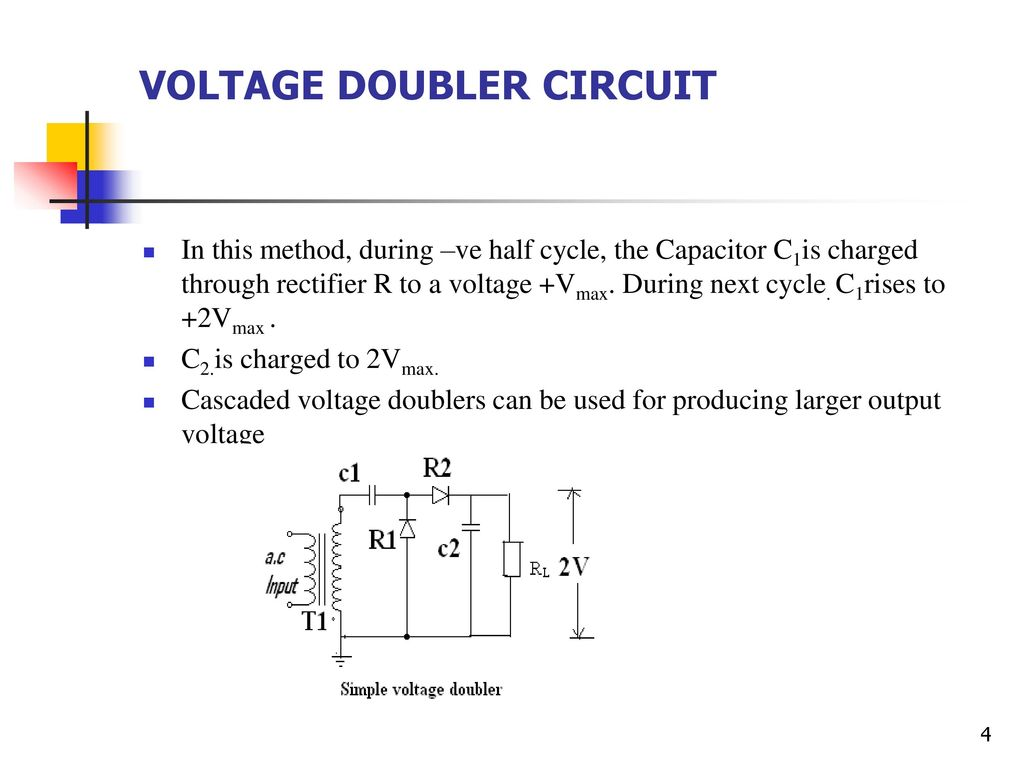 Ee 2353 High Voltage Engineering Ppt Download Dc Doubler Circuits Circuit
