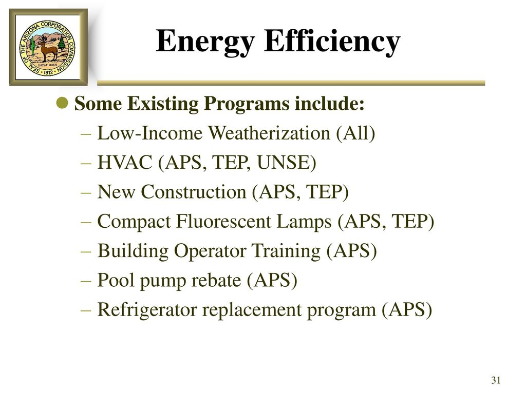 Arizonas Energy Future Ppt Download Solardiagramjpg 31 Efficiency