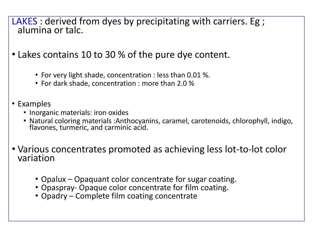 Objectives of tablet coating - ppt download