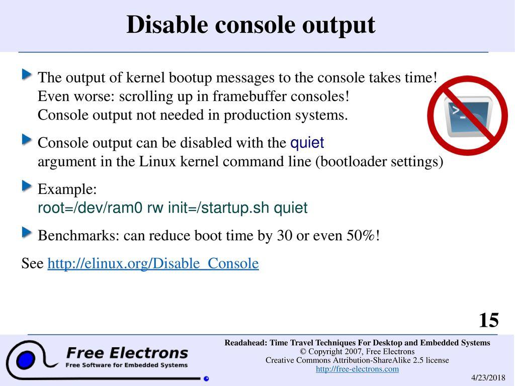 Ottawa Linux Symposium ppt download