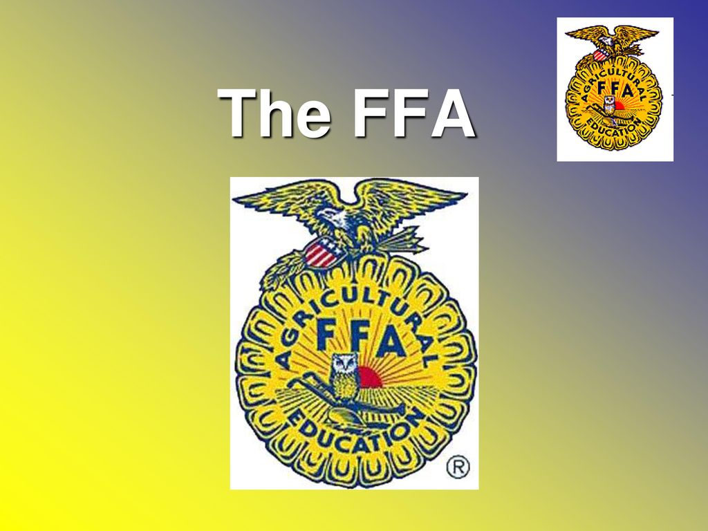 The Ffa Ppt Download