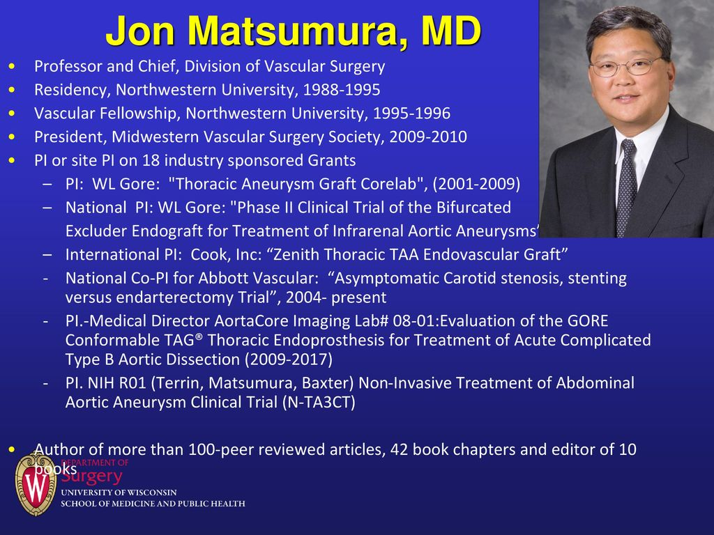 Vascular Surgery Residency and Fellowship - ppt download
