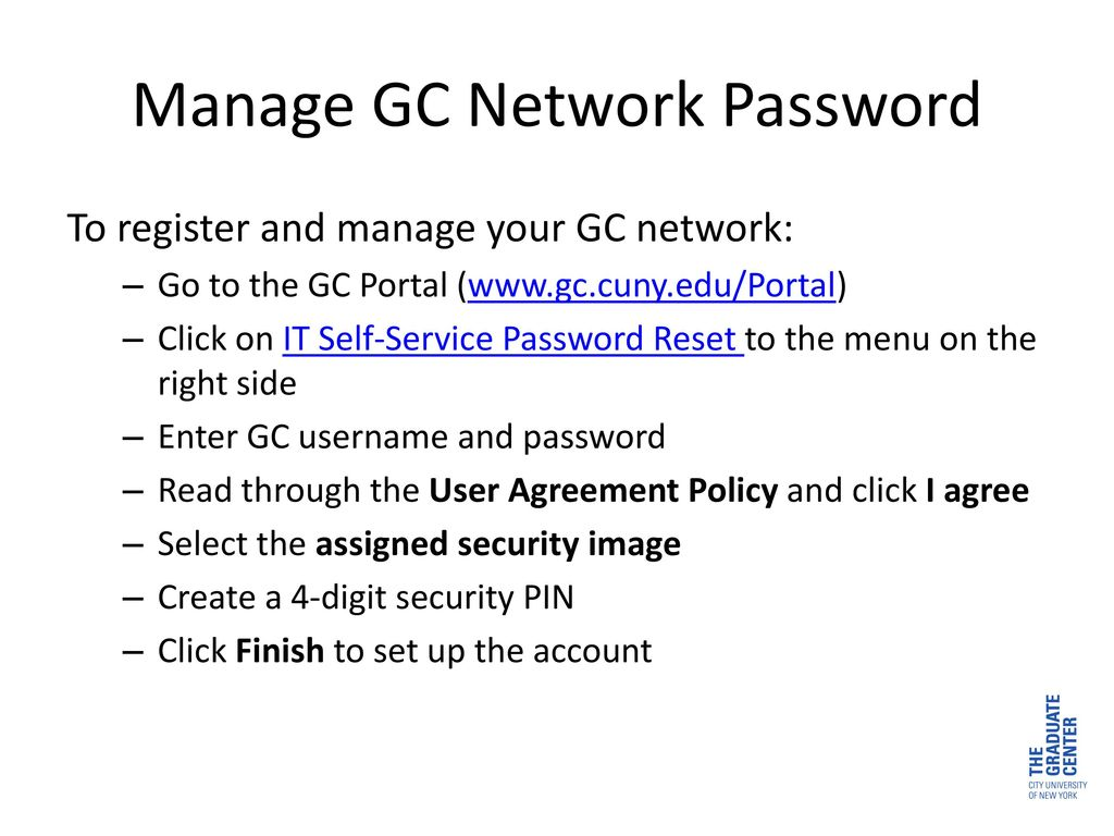 Cuny Gc Portal Email