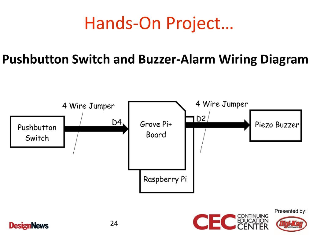 Prototyping Home Automation Concepts Ppt Download Wiring Diagram For Push Button Switch Pushbutton And Buzzer Alarm