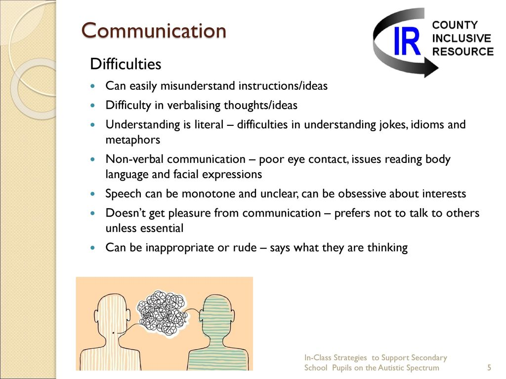 Social Interaction Difficulties - ppt download
