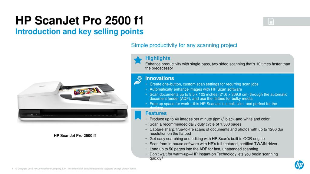 Introduction and key selling points - ppt download