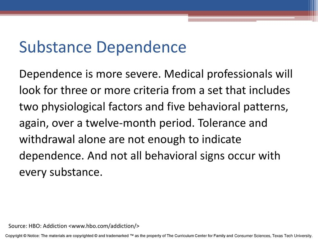 Substance-Related Disorders - ppt download