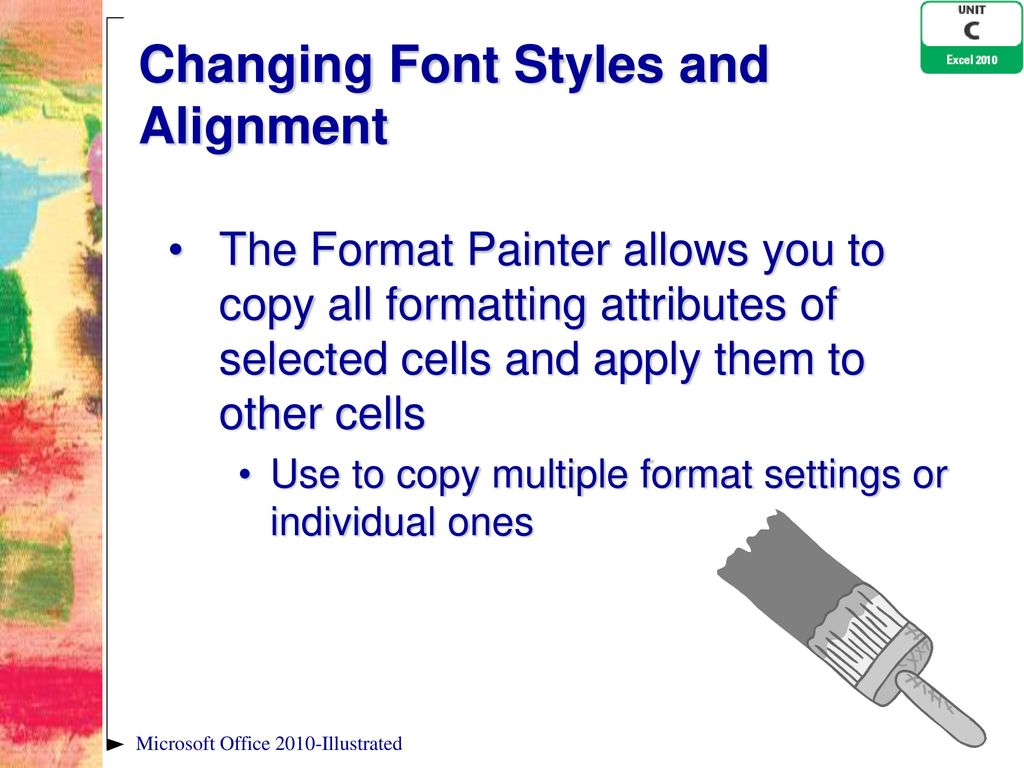 how to set default font in microsoft office 2010